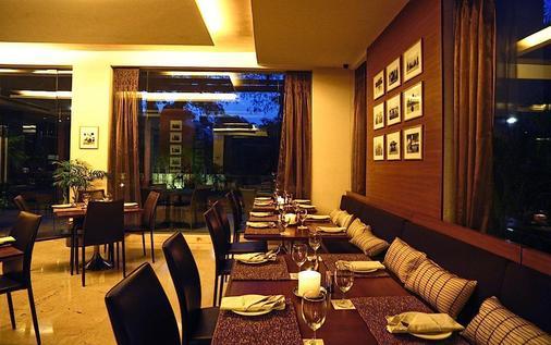 维萨亚酒店 - 新德里 - 餐馆