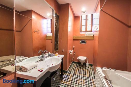 里亚德菲斯亚曼达庭院旅馆 - 非斯 - 浴室