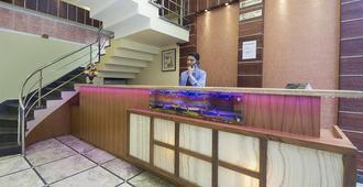 海塔吉旅馆酒店 - 瓦拉纳西 - 柜台