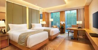 京泛太平洋酒店 - 北京 - 睡房