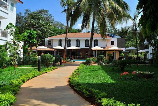果阿恰朗格乌泰基里亚名誉酒店 - 卡兰古特 - 建筑