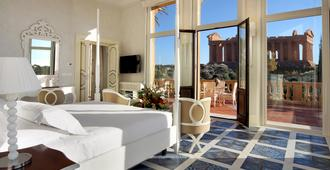 阿西娜别墅酒店 - 阿格里真托 - 睡房