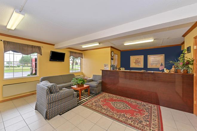 毛米托莱多美洲最佳价值酒店 - 莫米 - 柜台