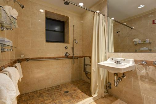 纽约城惠灵顿酒店 - 纽约 - 浴室