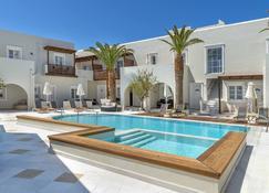 尼萨基海滩酒店 - 纳克索斯岛 - 游泳池