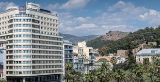 马拉加帕乐赛AC酒店,万豪生活酒店 - 马拉加 - 户外景观