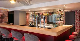里昂共和广场美居酒店 - 里昂 - 酒吧