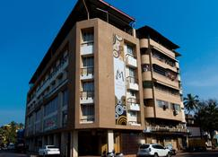 M商務飯店 - 瓦斯科达伽马 - 建筑