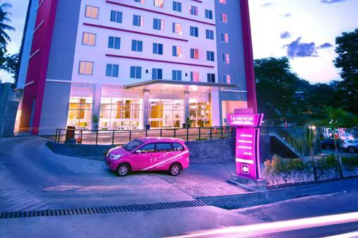 茂物帕德加加兰法维酒店 - 茂物 - 建筑
