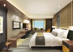 香港帝京酒店 - 香港 - 睡房