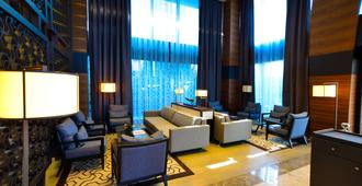 伊斯坦布尔金郁金香酒店 - 伊斯坦布尔 - 休息厅