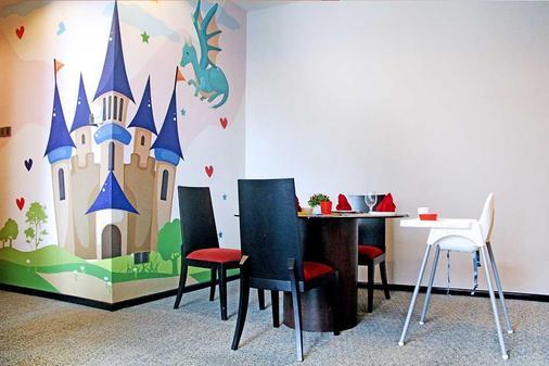 吉隆坡富丽华武吉免登酒店 - 吉隆坡 - 餐厅