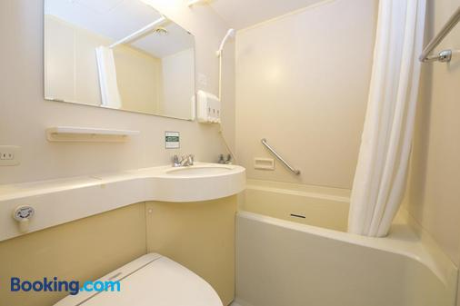 米子华盛顿酒店 - 米子市 - 浴室