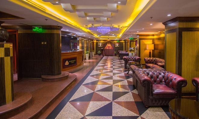德尔蒙皇宫酒店 - 迪拜 - 大厅