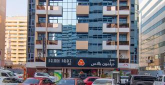 德尔蒙皇宫酒店 - 迪拜 - 建筑