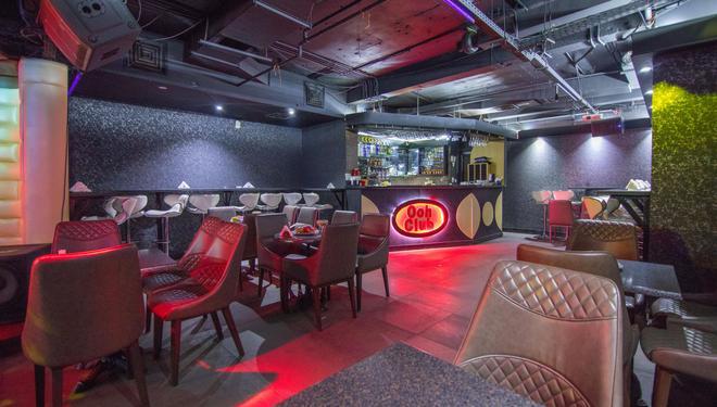 德尔蒙皇宫酒店 - 迪拜 - 酒吧