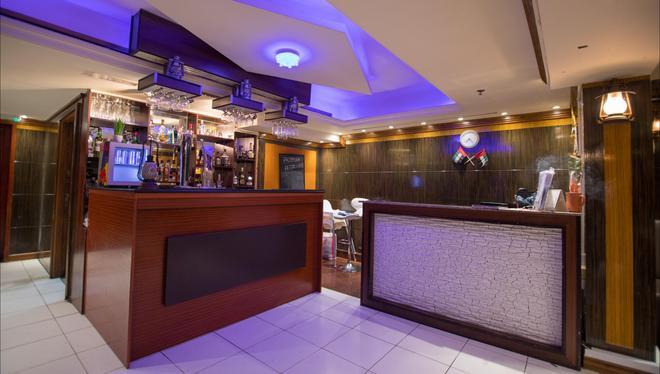 德尔蒙皇宫酒店 - 迪拜 - 柜台
