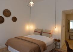 赫莫海斯酒店 - 哈瑟尔特 - 睡房