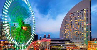 横滨格兰洲际酒店 - 横滨 - 户外景观