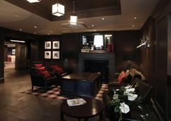 埃格林顿阿姆斯贝斯特韦斯特酒店 - 格拉斯哥 - 休息厅