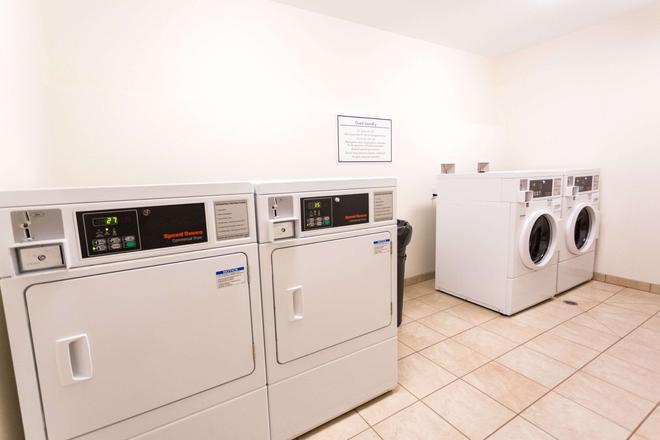 爱斯特司公园优质酒店 - 埃斯蒂斯帕克 - 洗衣设备