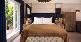 伦敦梅菲尔弗莱明酒店 - 伦敦 - 睡房