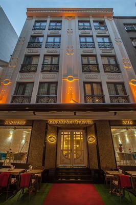 帝国套房酒店 - 伊斯坦布尔 - 建筑