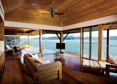 夸利亚酒店 - 汉米尔顿岛 - 客厅