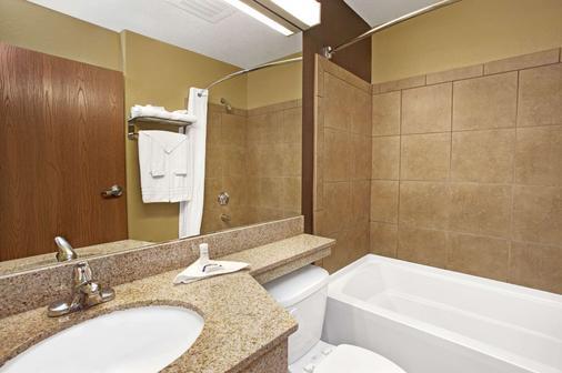 卡特斯维尔麦克罗特套房酒店 - 卡特斯维尔 - 浴室