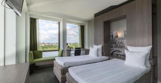 阿姆斯特丹市中心阿波罗华美达酒店 - 阿姆斯特丹 - 睡房