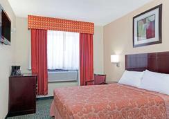 长岛城速8酒店 - 皇后区 - 睡房