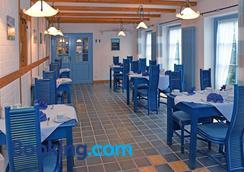 Pension Zum Brauhaus - 施特拉尔松 - 餐馆