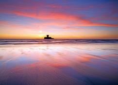 大西洋酒店 - Saint Brélade - 海滩