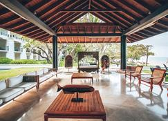 卡萨殖民海岸温泉酒店 - 普拉塔港 - 露台
