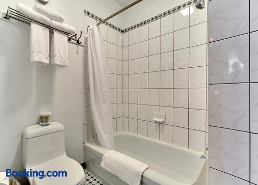玛丽罗列特酒店 - 魁北克市 - 浴室