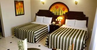 赌场广场酒店 - 瓜达拉哈拉 - 睡房