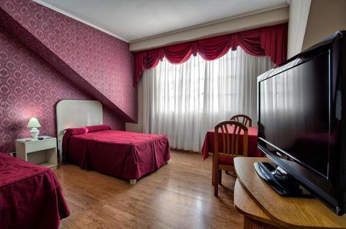 国际酒店 - 布宜诺斯艾利斯 - 睡房