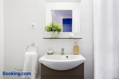 达米亚博内特大学旅舍 - 巴伦西亚 - 浴室