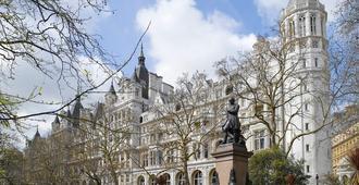皇家骑兵卫队酒店 - 伦敦 - 睡房