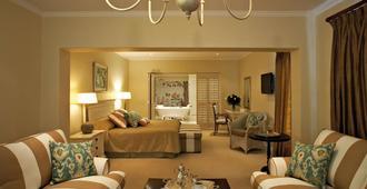 康斯坦提亚最后一字旅馆 - 开普敦 - 睡房