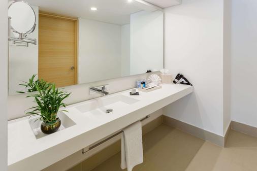 温德姆波哥大艺术酒店 - 波哥大 - 浴室