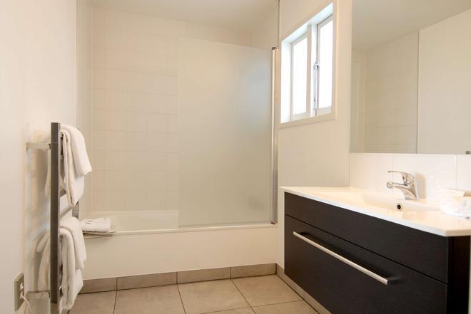 帕威林酒店 - 基督城 - 浴室