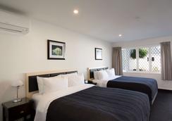 帕威林酒店 - 基督城 - 睡房