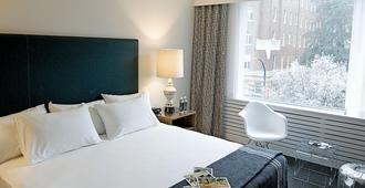 波拉德酒店 - 温哥华 - 睡房
