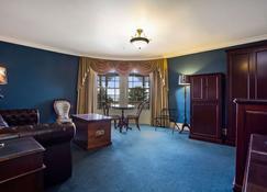 本廷克品质酒店 - 波特兰 - 客厅