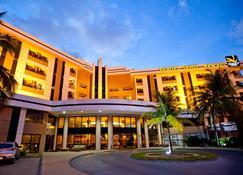 阿拉卡加品质酒店 - 阿拉卡茹 - 建筑