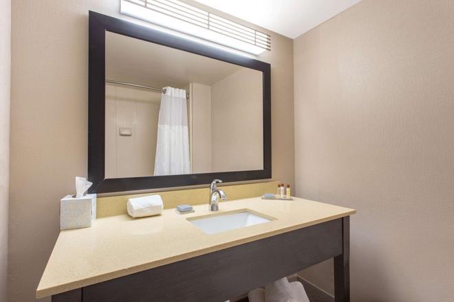 印第安纳波利斯机场温德姆集团温盖特酒店 - 平原镇 - 浴室