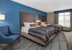印第安纳波利斯机场温德姆集团温盖特酒店 - 平原镇 - 睡房
