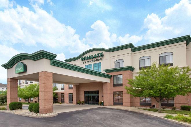 印第安纳波利斯机场温德姆集团温盖特酒店 - 平原镇 - 建筑