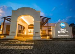 拉斯梅塞德斯机场贝斯特韦斯特酒店 - 馬拿瓜 - 建筑